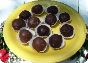 Homemade Candy easy with no cooking.