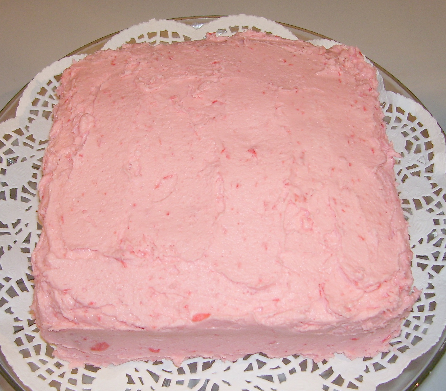 Maraschino Cherry Cake Recipe from scratch with luscious Maraschino Cream Cheese Frosting.