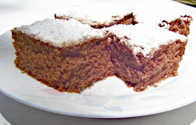 quick and easy cocoa cake