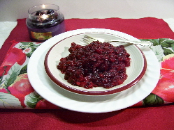 Cranberry Jello Salad