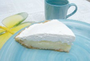 Creamy Lemon Pie and Tart Lemon Meringue Pie