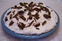 Chocolate Pudding Pie Recipe