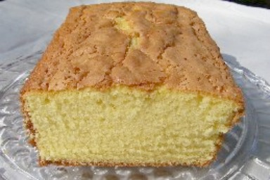 One Two Three Four cake, a delicious, classic old fashioned cake of yesteryear.