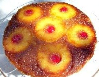 Pineapple Upside Down Cake Recipe is always a favorite with guests.