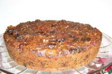 Old Fashioned Plum Pudding