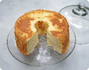 Sponge Cake great for your Strawberry Shortcakes